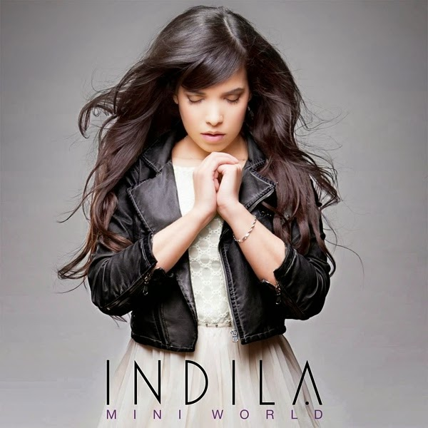 Indila-Mini World 2014