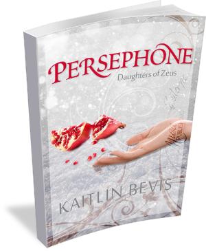 Book Cover: Persephone by Kaitlin Bevis