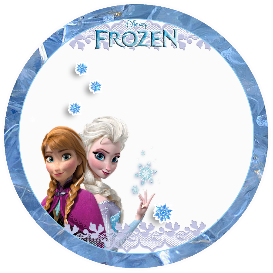 image regarding Frozen Free Printable known as Frozen: Totally free Printable Toppers. - Oh My Fiesta! in just english
