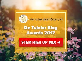 De Tuinier Blog Awards
