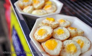 Khasiat telur ayam