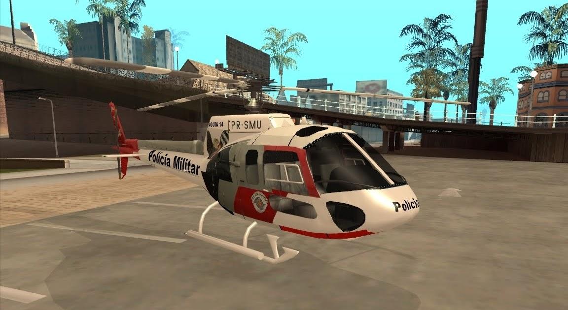 Mods para gta san andreas helicopteros for Zona 5 mobilia no club download