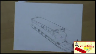 matita vagone locomotiva