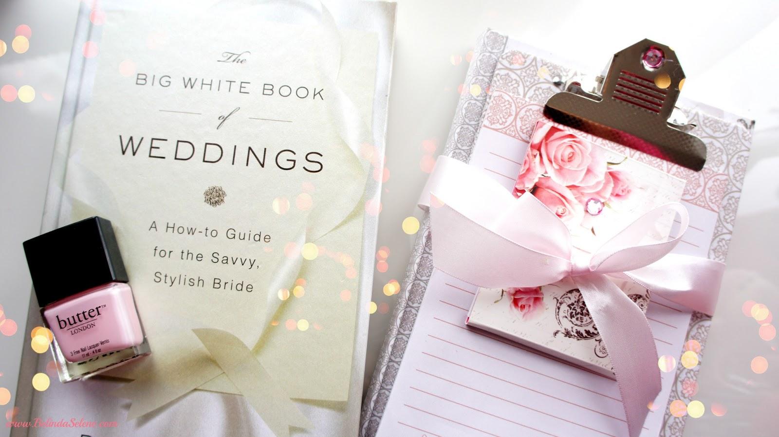 BelindaSelene Wedding Planning 1