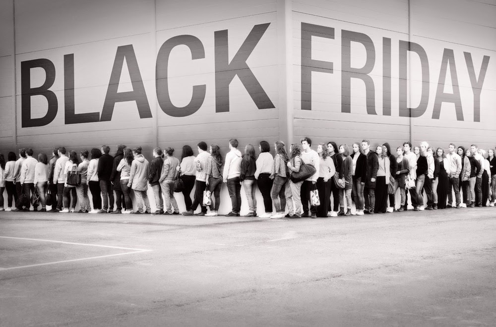 Sconti Black Friday 2014