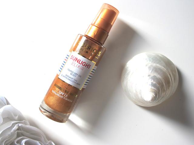aceite seco Sunlight Elixir Bourjois