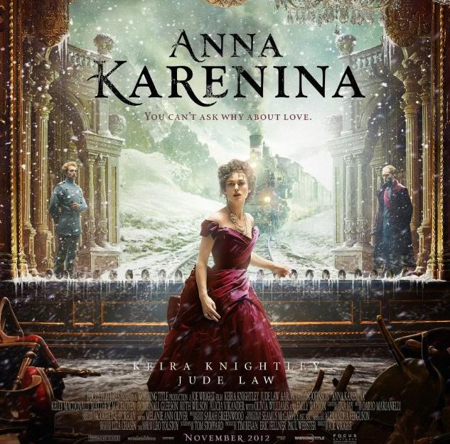 Anna Karenina Cinema Keira Knightley