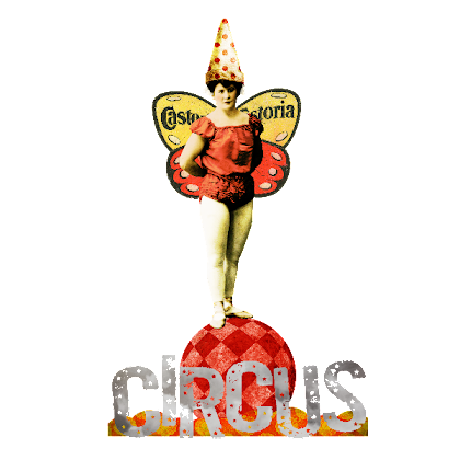 Circus images available at deviant scrap
