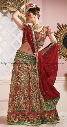 Indian-wedding-lehenga