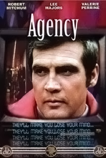 The Agency (released in 1980) - Starring Robert Mitchum, Lee Majors, Saul Rubinek and Valerie Perrine
