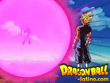 Dragon Ball Z capitulo 272
