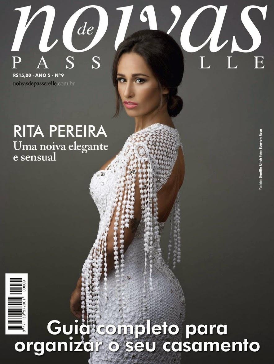 Actress: Rita Pereira for Noivas de Passerelle, Brasil