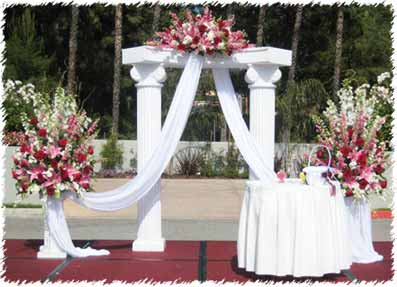 Marriage ceremony Flowers & Table decorations | Tips Regarding