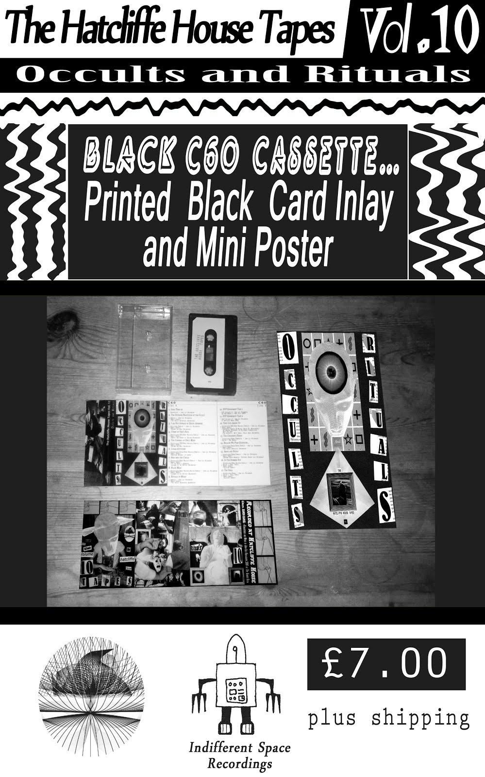 Volume 10 (C60 Black Cassette)
