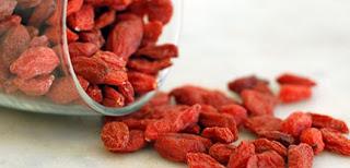 jagody goji - spożywanie, dawkowanie a przeciwwskazania