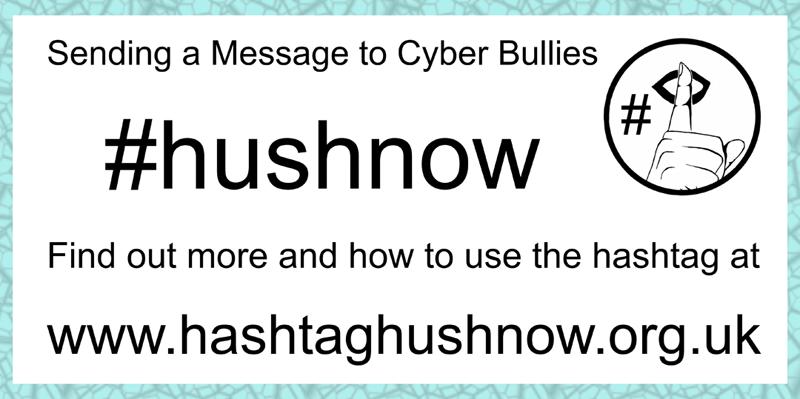 Support #hushnow