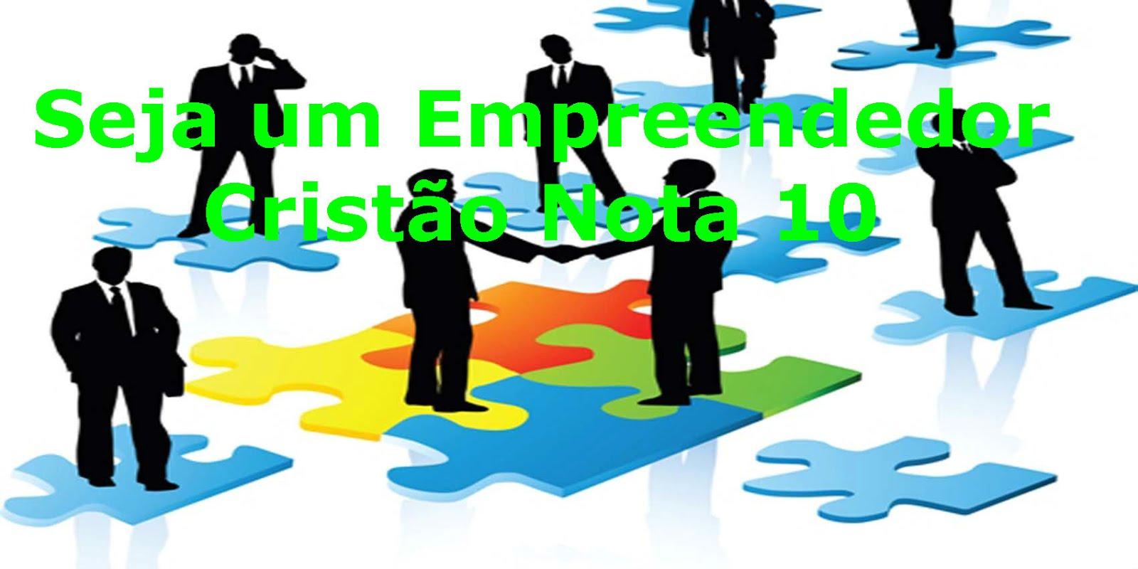 Seja um Empreendedor Cristão