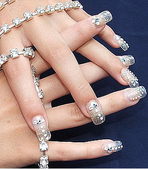 Nail art is a great way to make your nails stand out from normal. It
