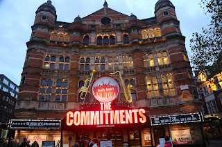 The Commitments, Palace Theatre London Ltd, 109-113 Shaftesbury Avenue, London W1D 5AY, UK