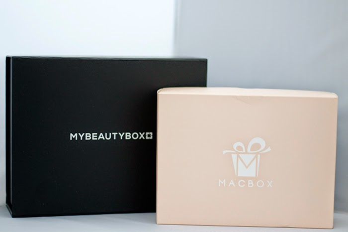 beauty box + jewels box