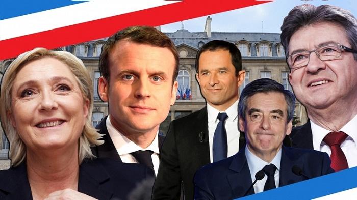 Στις καλπες οι Γαλλοι για τον α' γυρο των προεδρικων εκλογων