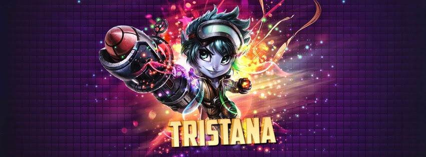 Tristana League of Legends Facebook Cover Photos