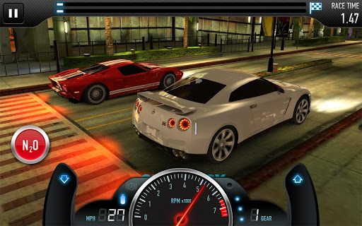 CSR Racing V1.1.7 Apk + Data  Direct Link