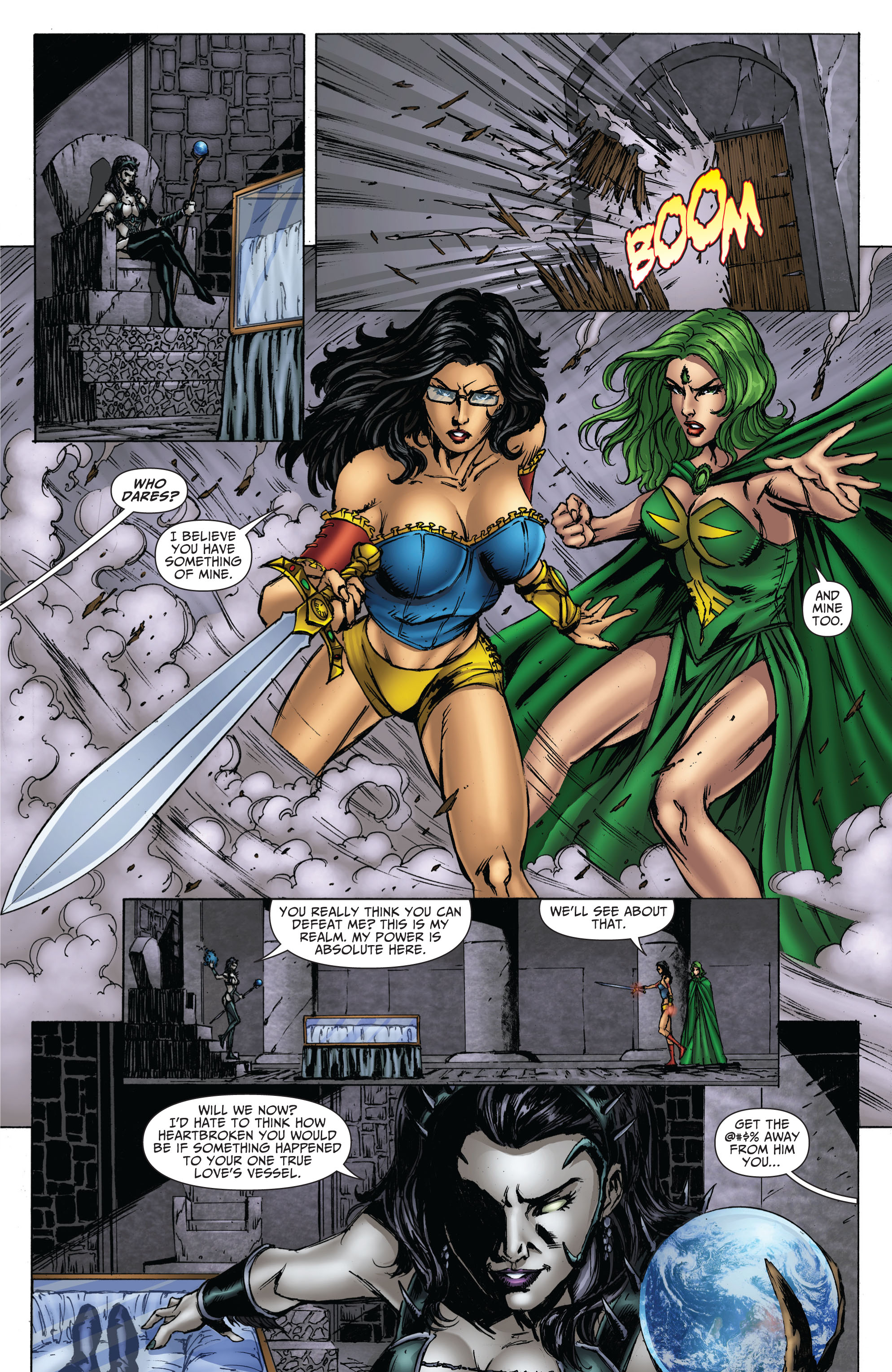 Grimm Fairy Tales (2005) Issue #70 #73 - English 15