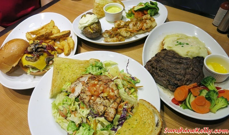 Fuddruckers Malaysia, American Casual Dining, Fuddruckers Lot10, Fuddrucker, American Food