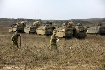 Israel diz ter matado 5 militantes em ataque na parte do Golã sob controle sírio
