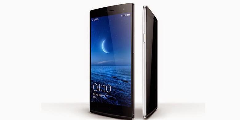 Spesifikasi dan Harga HP Oppo Find 7 terbaru 2015 - Smartphone Android RAM 3gb