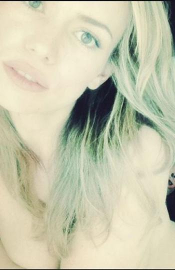 Patricia Conde a publié sur Instagram sa photo nue par erreur