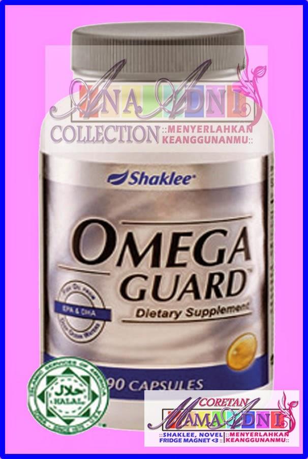 Omega Guard - Terbaik untuk Diet dan kurus