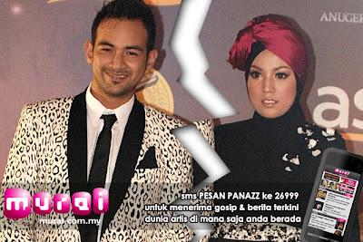 Sharnaaz Ahmad, Shila Amzah, Sudah, Putus, Cinta, Artis Malaysia, Hiburan, Malaysia