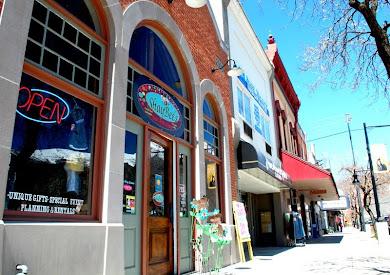 ShayBee's on Springville, Utah's Historical Main Street