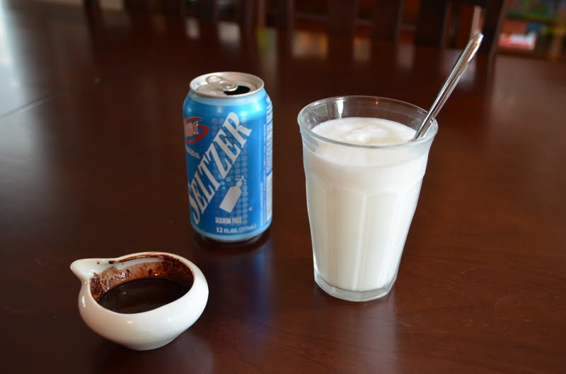 Playing with Flour: Chocolate egg cream