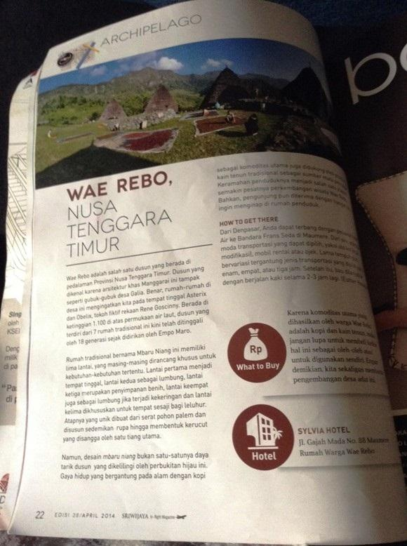 Wae Rebo, Nusa Tenggara Timur