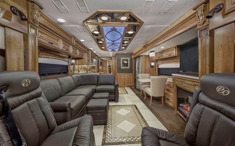 Jack Of All Fleet Top 10 Most Expensive Rv Homes 10 2015 Entegra
