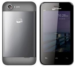 Micromax Bolt A28 and Bolt A59
