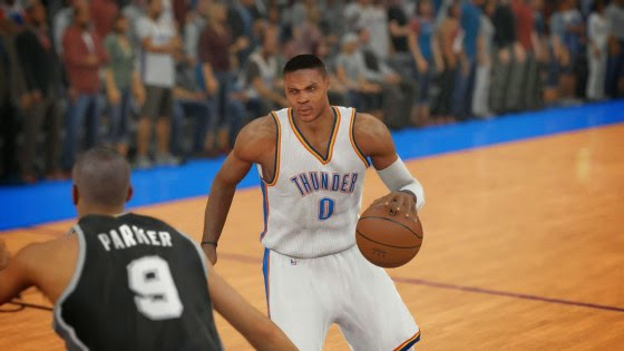 Download NBA 2K15 PC Roster Update 02/25/15