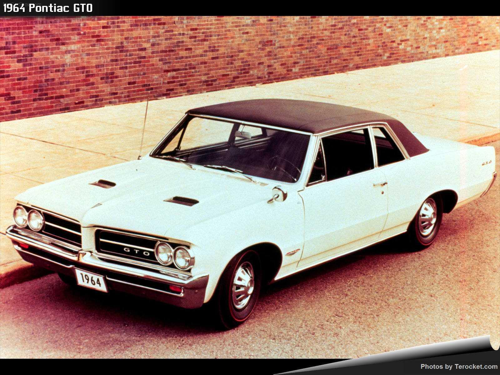 Hình ảnh xe ô tô Pontiac GTO 1964 & nội ngoại thất