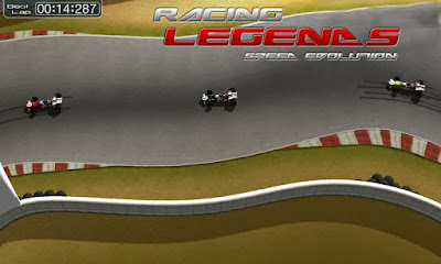 Racing Legends .Apk 1.1 Android [Full] [Gratis]