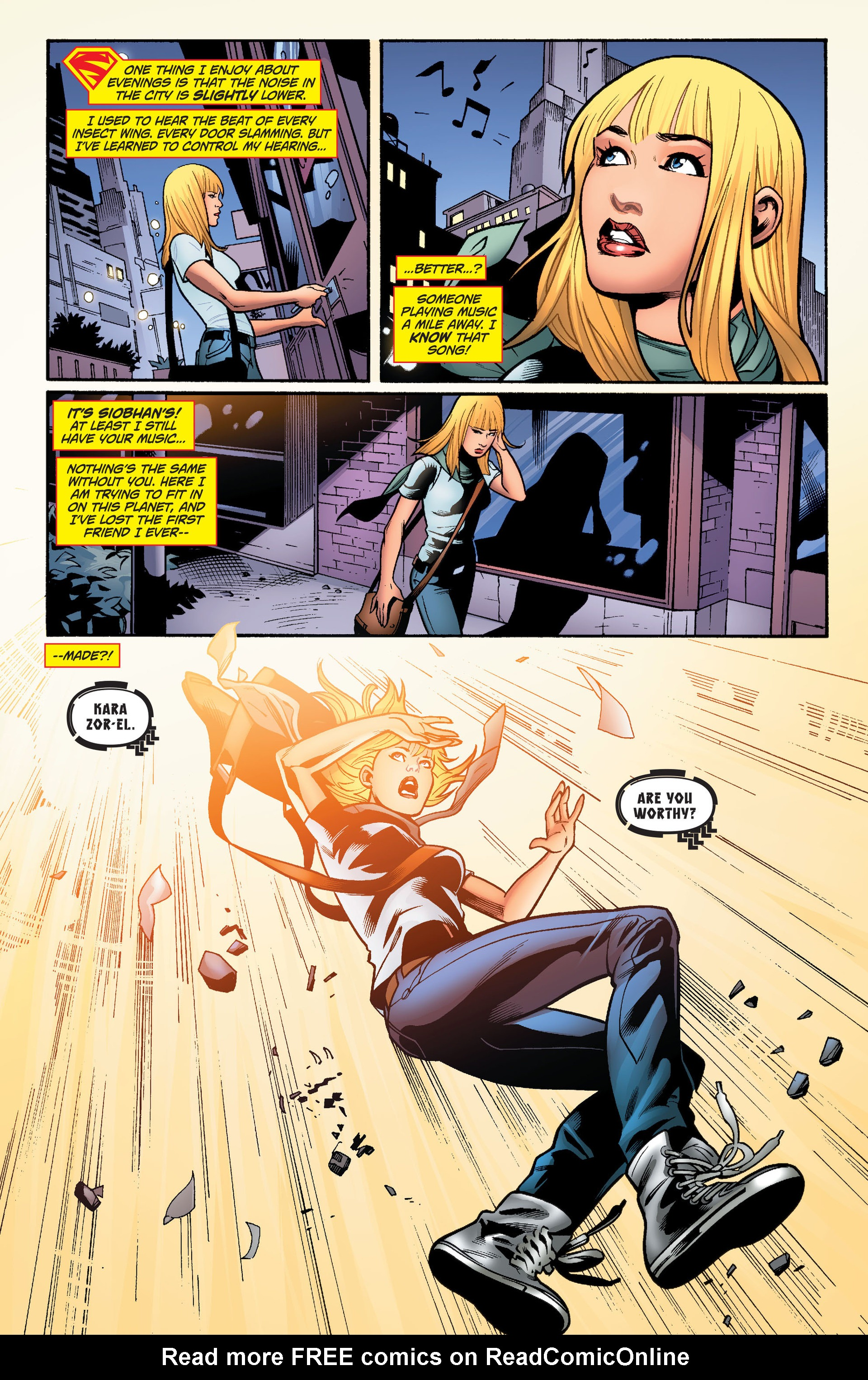 Supergirl (2011) Issue #36 #38 - English 8