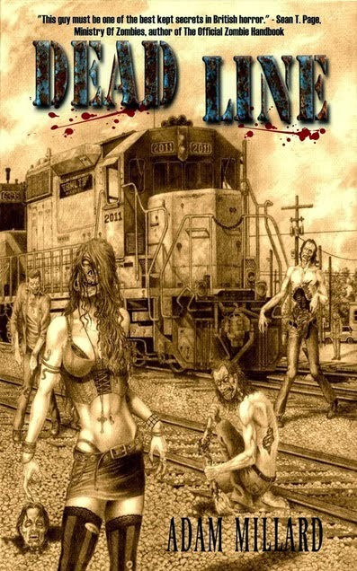 Dead Line - SIGNED COPY