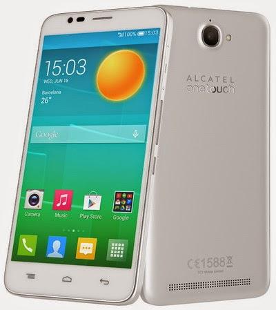 Spesifikasi dan Harga Alcatel OneTouch Flash