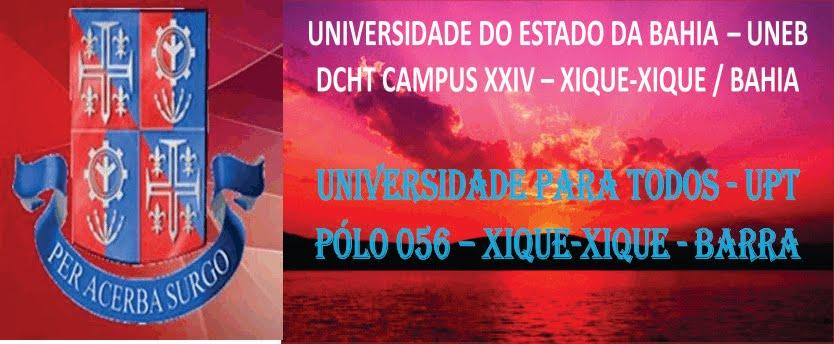 Universidade Para Todos - Xique-Xique