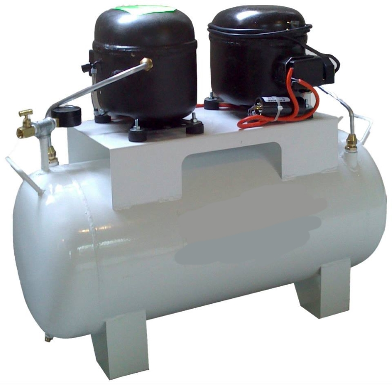 Conecta los pasos mantenimiento general a un compresor de for Aceite para compresor