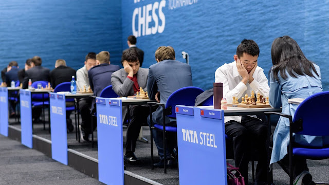 Tata Steel Chess 2016  (Foto: Alina l'Ami)