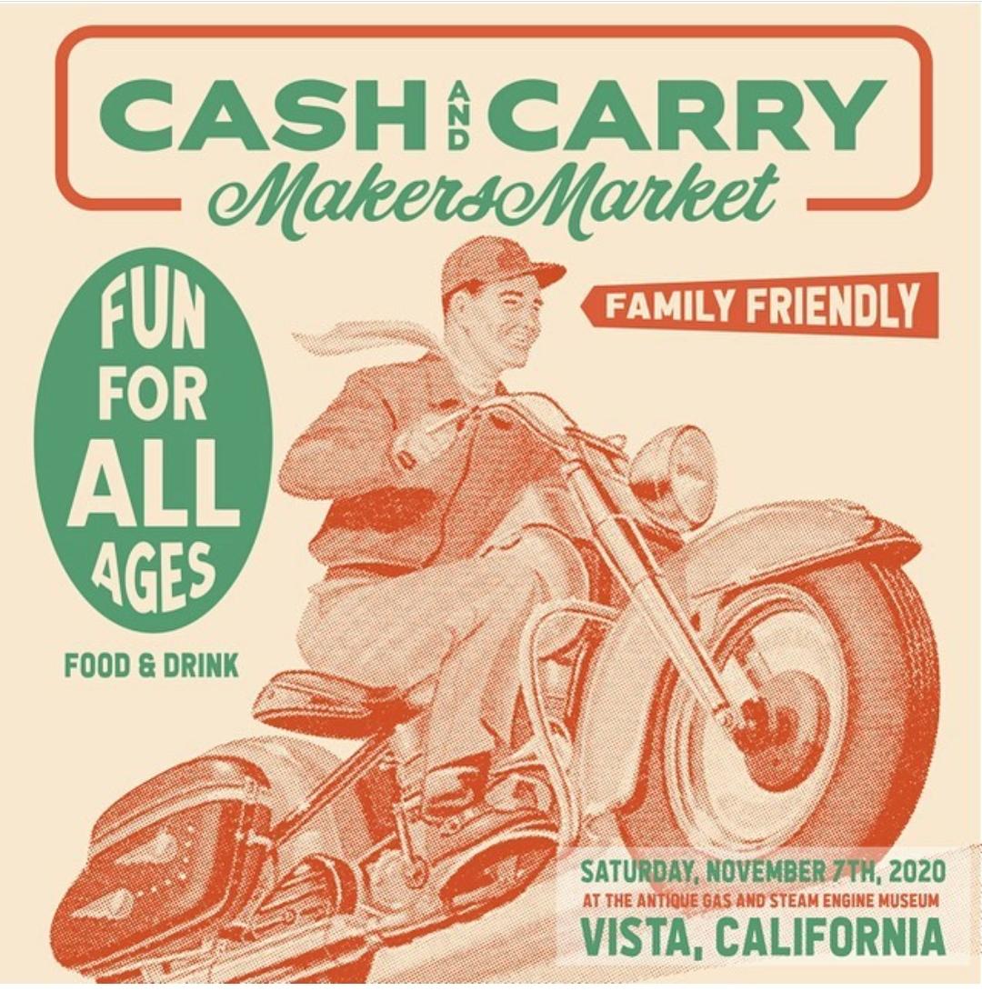 Cash & Carry Makers Market