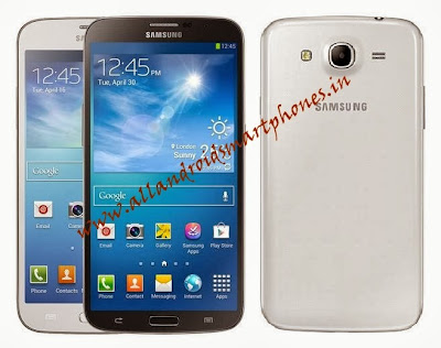 Samsung Galaxy Mega 5.8 I9152 Android Phablet Smartphone White & Black Images & Photos Review
